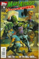 Mars Attacks: Baseball Special - One-Shot Comic
